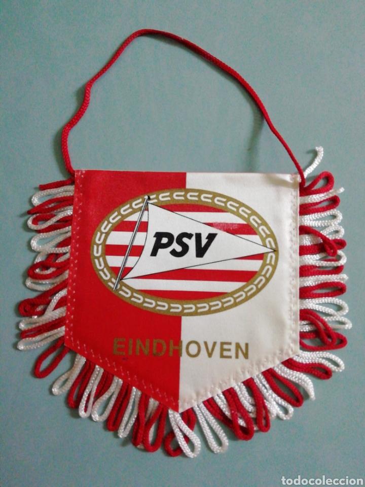BANDERIN PSV EINDHOVEN DE HOLANDA (Coleccionismo Deportivo - Banderas y Banderines de Fútbol)
