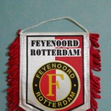 Coleccionismo deportivo: BANDERIN FEYENOORD ROTTERDAM DE HOLANDA. Lote 206266881