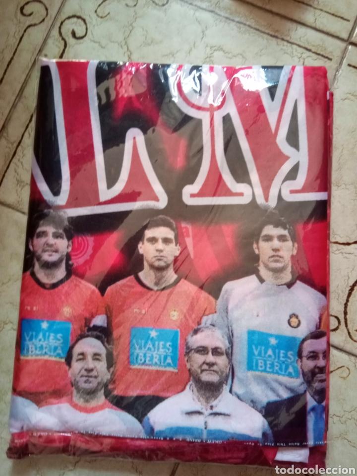 BANDERA RCD MALLORCA. A ESTRENAR. (Coleccionismo Deportivo - Banderas y Banderines de Fútbol)