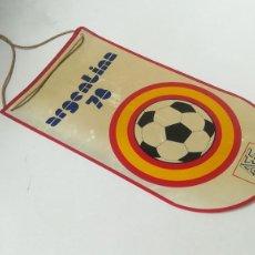 Coleccionismo deportivo: BANDERÍN MUNDIAL DE FÚTBOL ARGENTINA 78.. Lote 207140526