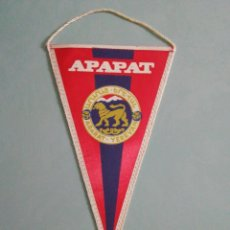 Collectionnisme sportif: BANDERIN F. C. ARARAT EREVAN DE ARMENIA. Lote 207650556