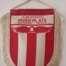 Coleccionismo deportivo: BANDERÍN DE RIVER PLATE (URUGUAY). Lote 210069551