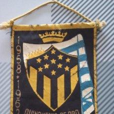 Coleccionismo deportivo: ANTIGUO BANDERÍN DEL CLUB ATLÉTICO PEÑAROL (URUGUAY) AÑO 1962. Lote 210069588