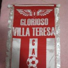 Coleccionismo deportivo: BANDERÍN DEL CLUB ATLÉTICO VILLA TERESA (URUGUAY). Lote 210152913