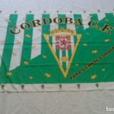 Coleccionismo deportivo: BANDERA CÓRDOBA C. F.. Lote 210153315