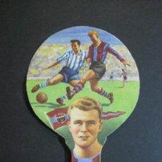 Coleccionismo deportivo: KUBALA-FC BARCELONA-PAI PAI PUBLICIDAD FELIU BOET-BARCELONA-VER FOTOS-(V-21.167). Lote 210773216