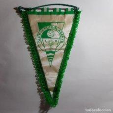 Coleccionismo deportivo: BANDERIN CLUB DE FUTBOL ARENYS. Lote 210786890