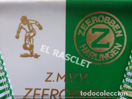 Coleccionismo deportivo: ANTIGÜO BANDERIN - FOOTBALL - Z.M.V.V. ZEEROBBEN - ENERO 1953 - Foto 3 - 212620501