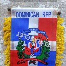 Coleccionismo deportivo: ANTIGÜO BANDERIN - DOMINICAN REP.. Lote 212622317