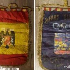 Coleccionismo deportivo: BANDERÍN OLIMPIADAS MONTREAL 1976. ÁGUILA FRANCO. Lote 212964920