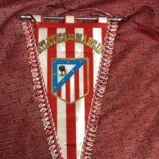 Collezionismo sportivo: ANTIGUO BANDERÍN ATLÉTICO DE MADRID. Lote 214560758