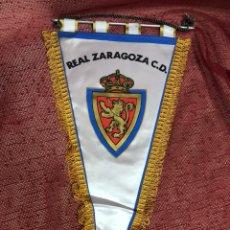 Collectionnisme sportif: ANTIGUO BANDERÍN DEL ZARAGOZA. Lote 214560907