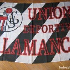 Coleccionismo deportivo: BANDERA FLAG UD. SALAMANCA ANTIGUA RELIQUIA 143 X 98 NUEVA NEW 100 % FLAGGE DRAPEAU R16. Lote 219280003