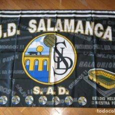 Coleccionismo deportivo: BANDERA FLAG UD. SALAMANCA ANTIGUA RELIQUIA 131 X 87 NUEVA NEW 100 % FLAGGE DRAPEAU R17. Lote 219280153