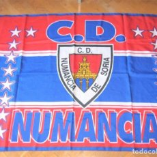 Coleccionismo deportivo: BANDERA FLAG CD NUMANCIA DE SORIA 137 X 92 NUEVA NEW 100 % FLAGGE DRAPEAU R19. Lote 219280441