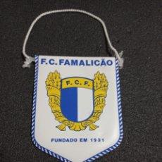 Collezionismo sportivo: BANDERIN F.C. FAMALICAO DE PORTUGAL. Lote 220800093