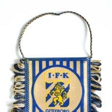 Coleccionismo deportivo: BANDERÍN I.F.K GÖTEBORG. Lote 221820383
