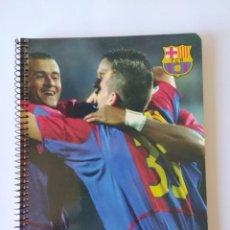 Coleccionismo deportivo: CUADERNO F.C. BARCELONA, LUIS ENRIQUE.. Lote 223857987