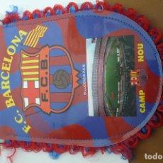Collectionnisme sportif: BANDERIN FIGO FC BARCELONA. Lote 224975150