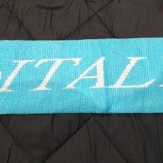 Coleccionismo deportivo: BUFANDA ITALIA. Lote 228997935