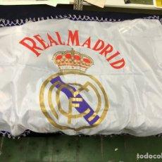 Collectionnisme sportif: ANTIGUA BANDERA DEL REAL MADRID. Lote 232377010