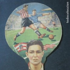Coleccionismo deportivo: JUNCOSA-ATLETICO DE MADRID-PAYPAY PUBLICIDAD TEATRO-VER FOTOS-(K-1665). Lote 235165340