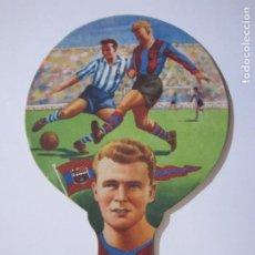 Coleccionismo deportivo: KUBALA-FC BARCELONA-PAI PAI PUBLICIDAD FELIU BOET-BARCELONA-VER FOTOS-(K-1681). Lote 235797330