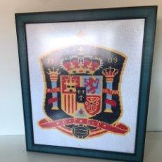 Coleccionismo deportivo: CUADRO ESPAÑA. Lote 235808450