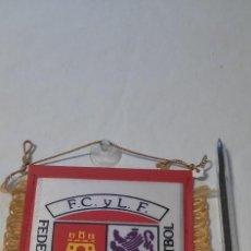 Coleccionismo deportivo: FEDERACIÓN DE CASTILLA Y LEON DE FUTBOL. Lote 235823950