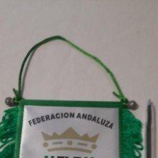 Coleccionismo deportivo: FEDERACIÓN ANDALUZA DE FUTBOL. Lote 235824740