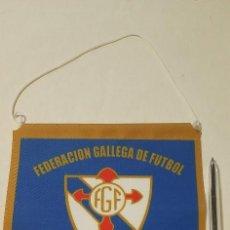 Coleccionismo deportivo: FEDERACIÓN GALLEGA DE FUTBOL. Lote 235827035