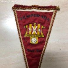 Coleccionismo deportivo: ANTIGUO BANDERIN FUTBOL CLUB DEPORTIVO SAN ANDRES TEMPORADA 1962 -63. Lote 237132620