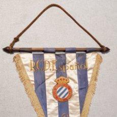 Collezionismo sportivo: BANDERÍN R.C.D. ESPAÑOL.. Lote 237951190