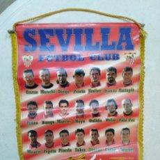 Coleccionismo deportivo: BANDERIN SEVILLA F.C ( 45 X 32 ). Lote 243660805