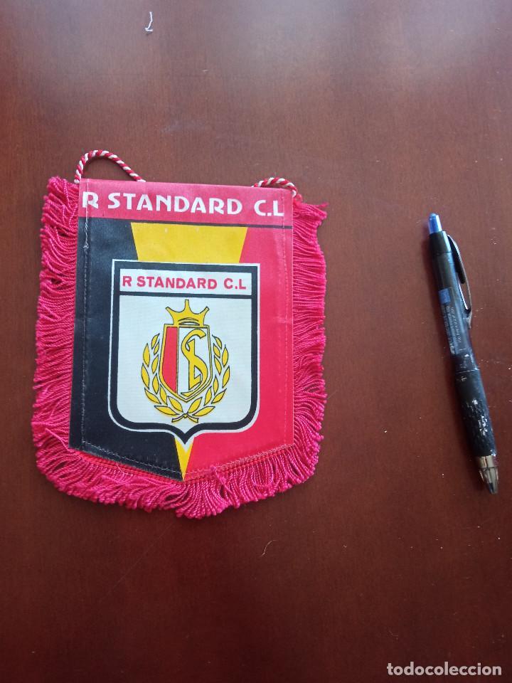 STANDARD LIEJE LIEJA BANDERIN PENNANT FOOTBALL FUTBOL BANDERIN BANDERIOLA (Coleccionismo Deportivo - Banderas y Banderines de Fútbol)