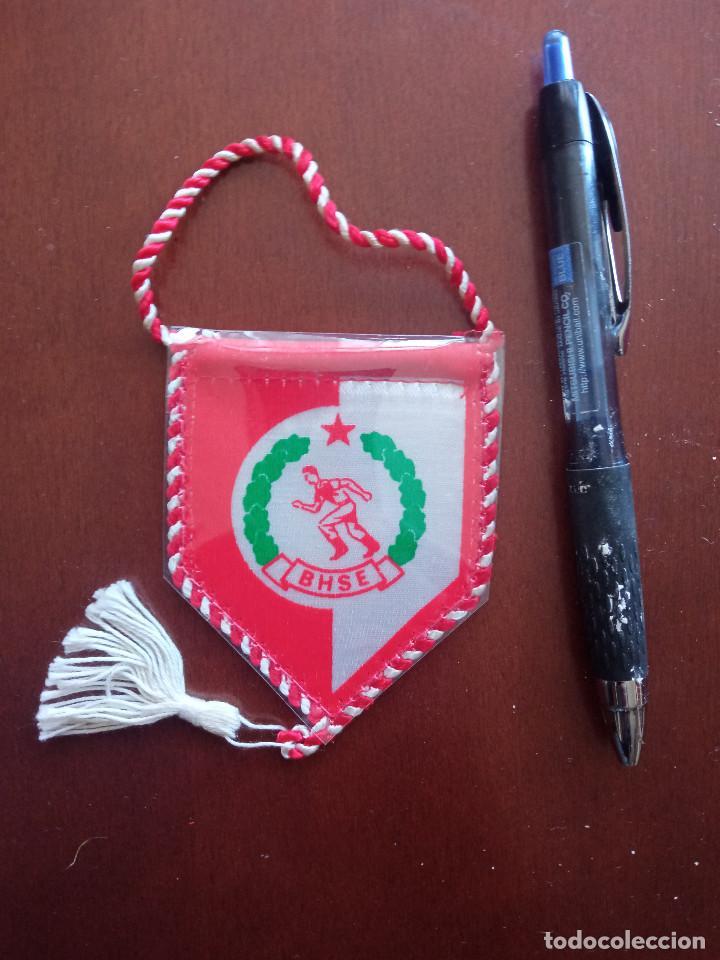 BUDAPEST HONVED BANDERIN PENNANT FOOTBALL FUTBOL BANDERIN BANDERIOLA (Coleccionismo Deportivo - Banderas y Banderines de Fútbol)
