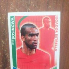 Coleccionismo deportivo: CROMO MATCH ATTAX DE JOSE BOSINGWA JUGADOR ESTRELLA. Lote 245186025