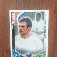 Coleccionismo deportivo: CROMO MATCH ATTAX DE BASTIAN SCWEINSTEIGER JUGADOR ESTRELLA. Lote 245186770