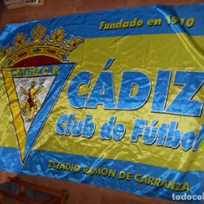 Coleccionismo deportivo: BANDERA DEL CADIZ. Lote 245385225