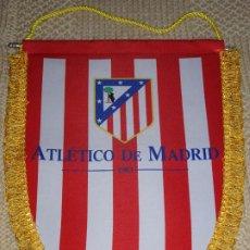 Collectionnisme sportif: BANDERÍN DE DEPORTES. FÚTBOL. ATLÉTICO DE MADRID. 42 CM. Lote 249050160