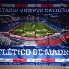 Coleccionismo deportivo: BANDERA ATLETICO DE MADRID. Lote 255467380