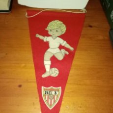 Coleccionismo deportivo: BANDERIN. SEVILLA. C.F.. Lote 261189865