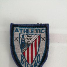 Coleccionismo deportivo: ESCUDO ATHLÉTIC BILBAO 1980. Lote 261953410