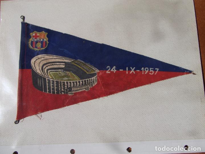 BANDERIN DE FUTBOL (Coleccionismo Deportivo - Banderas y Banderines de Fútbol)
