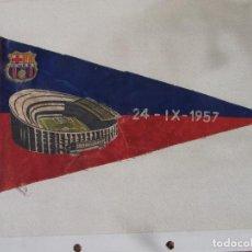 Coleccionismo deportivo: BANDERIN DE FUTBOL. Lote 262919055