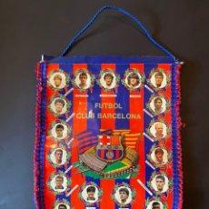 Coleccionismo deportivo: GRAN BANDERÍN FUTBOL CLUB BARCELONA 93/94. Lote 263191145
