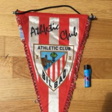 Collectionnisme sportif: BANDERÍN ATHLETIC CLUB DE BILBAO. Lote 270538008