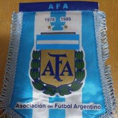 Collectionnisme sportif: BANDERIN DE LA SELECCIÓN ARGENTINA DE FÚTBOL AFA. Lote 272153903