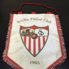 Collectionnisme sportif: BANDERÍN ANTIGUO SEVILLA FÚTBOL CLUB. Lote 275545383