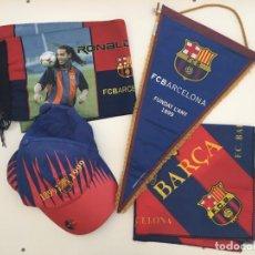 Coleccionismo deportivo: ARTÍCULOS FC BARCELONA / BARÇA. Lote 277232178